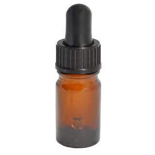 MV-Versand 10 x 5ml Pipettenflaschen | Braunglas mit Pipette | Dropper | Apothekerflasche |...
