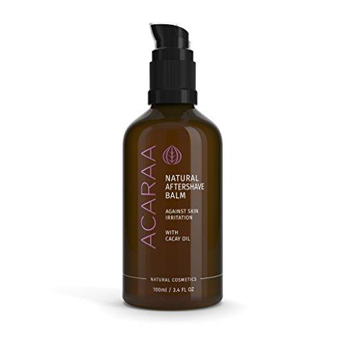 ACARAA Body After-Shave-Balsam Gegen Rasurbrand, Intimpflege, Eingewachsene Haare Und Pickelbildung Nach Der...