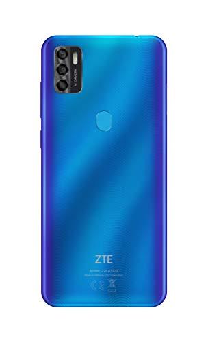 ZTE Smartphone Blade A7s 2020 (15.51 cm (6,5 Zoll) HD+ Display, 4G LTE, 3GB RAM und 64GB interner Speicher, 16...
