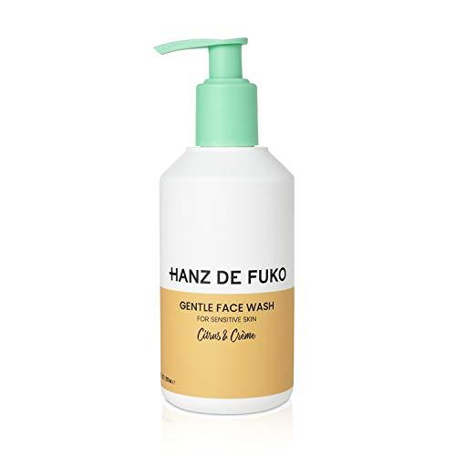 Hanz de Fuko Citrus & Creme Premium Gentle Face Wash: Hochleistungs-Gesichtsreiniger für empfindliche Haut,...