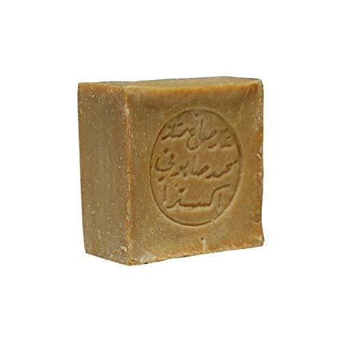 Aleppo Seife - Seife - Rezeptur aus der Antike - Handgemacht Seife - 60% Olivenöl 40% Lorbeeröl - 100%...