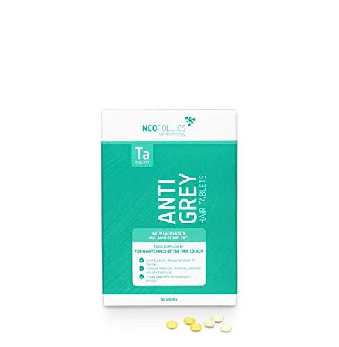 Neofollics Anti-Grau-Haar-Tabletten, 60 Tabletten (2x30)
