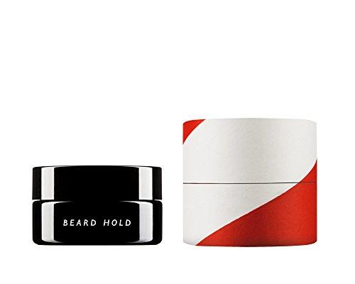 OAK BEARD HOLD I Bartwachs, Bartpomade (50 ml): Bringt Halt und kompakte Form. Bartstyling mit natürlichen...