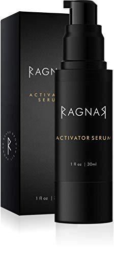 RAGNAR - Activator Serum   Bartwuchsmittel für Männer   Bartwuchs fördern   Bartlücken schließen  ...