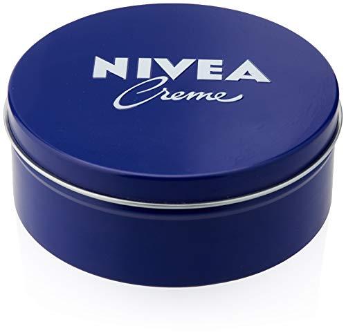 NIVEA Creme Dose Universalpflege (400 ml), klassische Feuchtigkeitscreme für alle Hauttypen, reichhaltige...