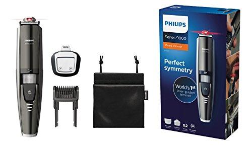 Philips BT9297/15 Präzisions-Bartstyler mit Laser-Technologie, 17 Schnittlängen