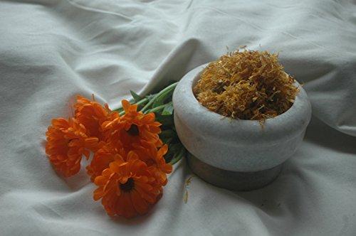 Naturix24 – Ringelblumenblütenblätter, Ringelblumenblüten ohne Kelch – 100g Beutel