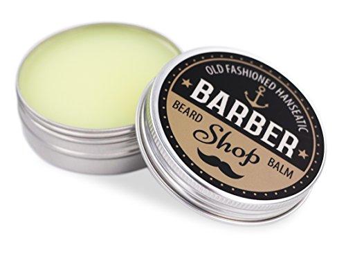 OLD FASHIONED HANSEATIC BARBER SHOP - Beard Balm (60 ml) - 100% natürliches Bartwachs für deinen perfekt...