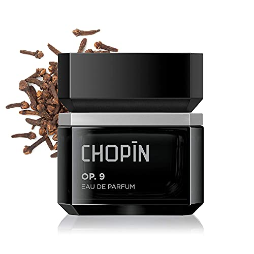 Chopin Op.9 Herren Parfüm, 50 Ml, Eau De Parfum, Ausdrucksvoller Abend-Duft Mit Starker Romantischer...