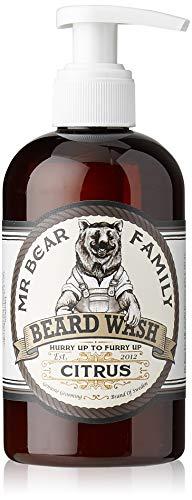 Mr. Bear Family Bartshampoo Citrus, 250 ml