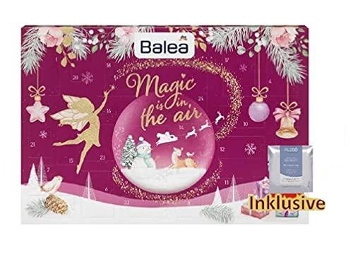 Balea Adventskalender 2021 Frauen Beauty Kosmetik Advent Kalender für Frau&Mädchen Wert 80€, Pflege Adventkalender