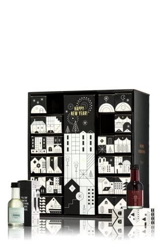 GEILE WEINE Wein Adventskalender PREMIUM (24 x 0,1) Wein Minis mit bestem Rotwein, Weißwein und Rosé