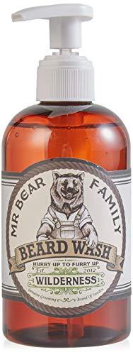 Mr. Bear Familie Bartschampoo Wildnis, 250 ml
