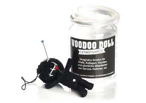 Voodoo Doll in Dose +++ LUSTIG von der Scherzboutique +++ ARBEITSWELT - VOODOO-DOLL +++ SCHERZBOUTIQUE