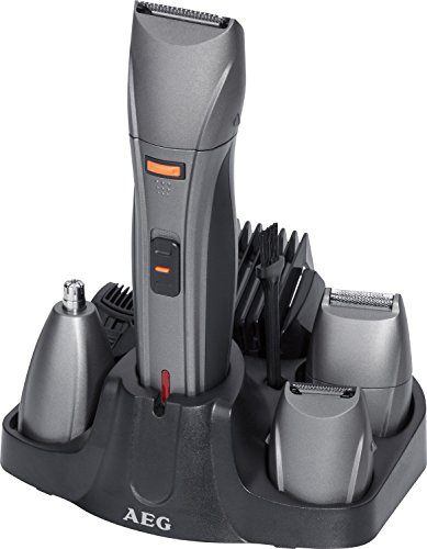 AEG BHT 5640 Body Groomer/Hair Trimmer Set