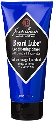 Jack Black Beard Lube Conditioning Shave, 1er Pack (1 x 177 ml)