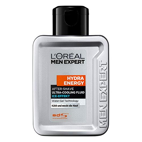 L'Oréal Paris Men Expert Hydra Energy After Shave Fluid, 100 ml
