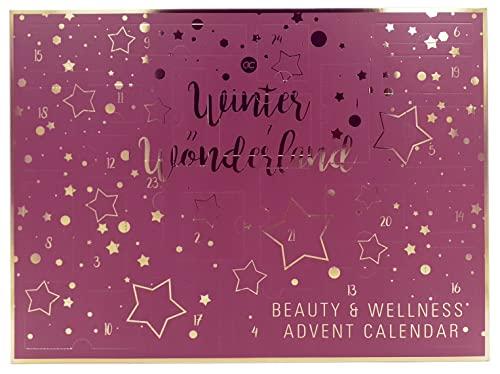 Beauty Bath & Body Adventskalender für Frauen WINTER WONDERLAND - Wellness Weihnachtskalender