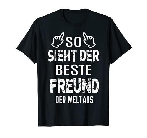 Bester Freund Geschenk Freunde lustig Cooles Männer Kinder T-Shirt
