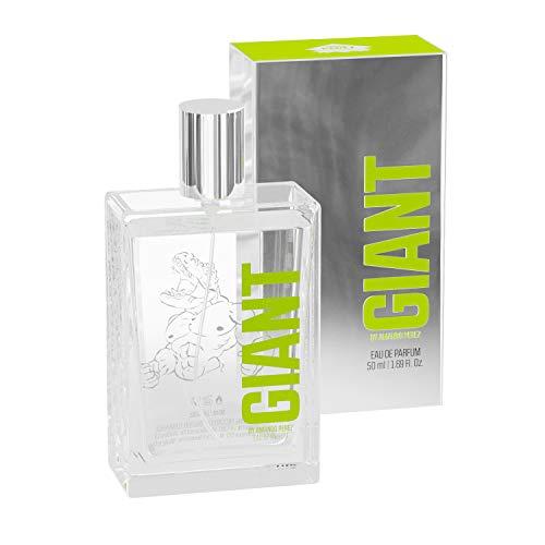 GIANT Molecules Eau de Parfum 50 ml • Herrenduft • Pheromonparfum • Langanhaltend