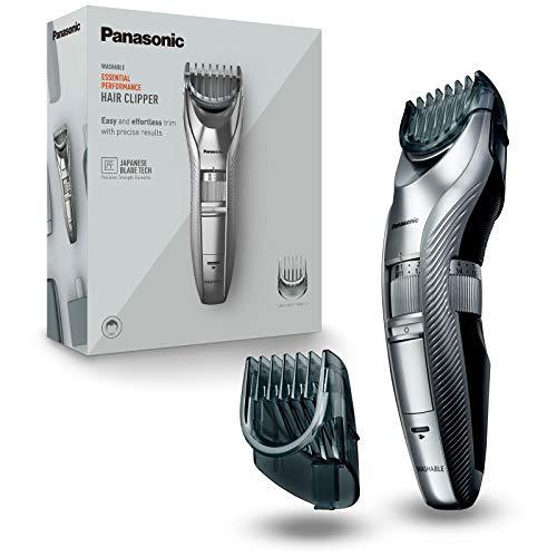 Panasonic Bart-/Haarschneider ER-GC71 mit 39 Längeneinstellungen, Bart-Trimmer für Herren, Styling & Pflege...