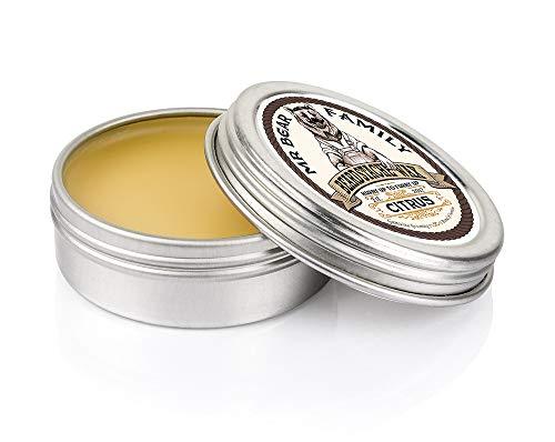 MR BEAR FAMILY Moustache wax Citrus, 30 ml