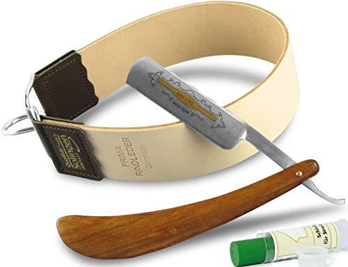 Solingen Rasiermesser Set mit Rasiermesser von InstrumenteNRW mit Sitz in Deutschland