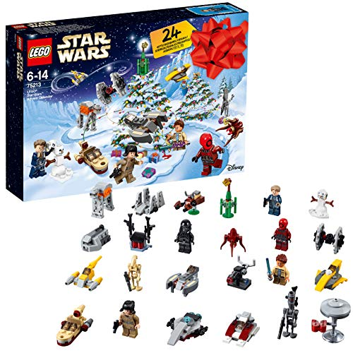 LEGO Star Wars Adventskalender (75213), Star Wars Spielzeug