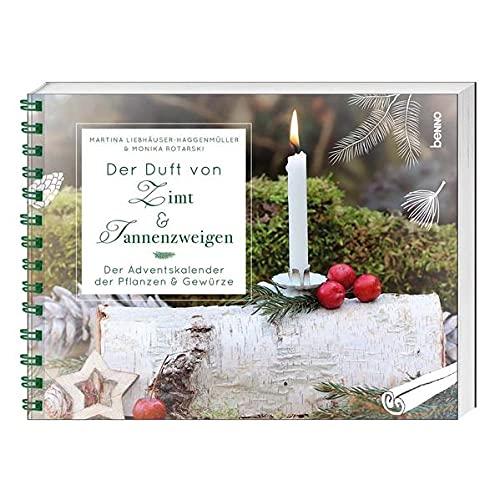 Der Duft von Zimt und Tannenzweigen: Der Adventskalender der Pflanzen und Gewürze