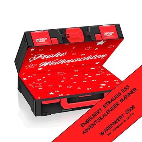 Engelbert Strauss Adventskalender Werkzeug 2021 Männer, Wert 250 €, Heimwerker Werkzeugkalender für Mann, EngelbertStrauss Advent Kalender Werkzeuge