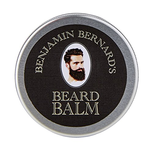 Bartbalsam für Männer zur Bartpflege - Bartpomade - Beard Balm von Benjamin Bernard - Fördert gesundes...