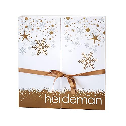 Heideman Adventskalender 2021 Frauen - Schmuck - Limited Edition - Advent Kalendar - Weihnachtskalender Silber