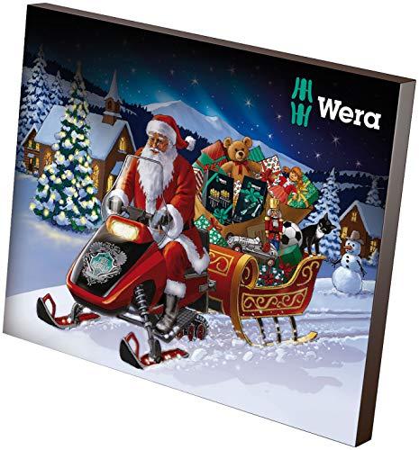 Wera 05136600001 Adventskalender
