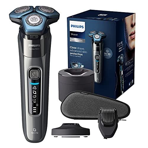 Philips Rasierer Series 7000 Elektrischer Nass- und Trockenrasierer