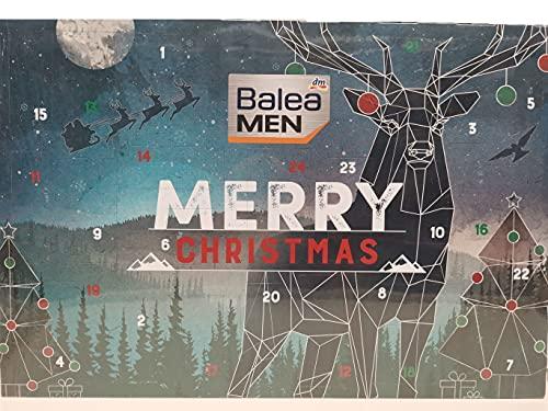 Balea Men - Man - Adventskalender 2021 - Advent Calendar - Herren - Beauty - Kosmetik - Limitiert
