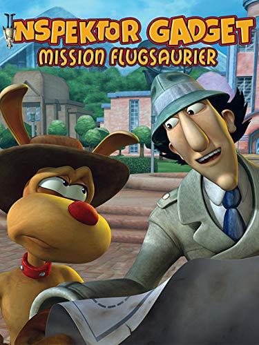 Inspektor Gadget Mission Flugsaurier