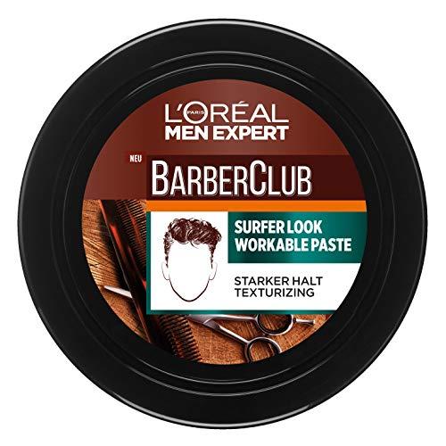 L'Oréal Paris Men Expert Barber Club Surfer Look Workable Paste, 75 ml