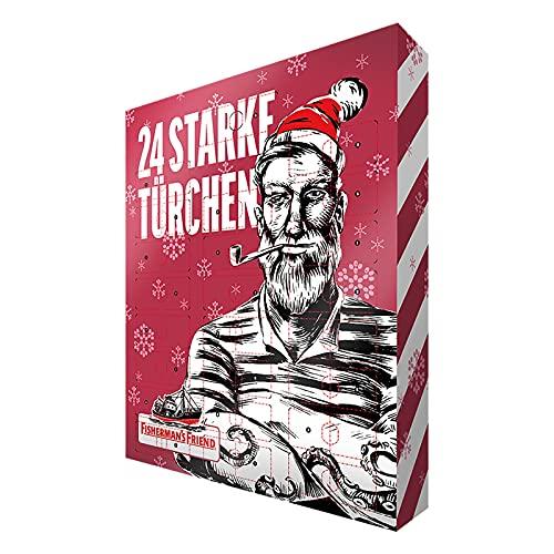 Fisherman's Friend Adventskalender 2021: Exklusiver Weihnachtskalender mit 24 starken Türchen zum Verschenken, Genießen, Ausprobieren & Teilen. Für Pastillen-Liebhaber!
