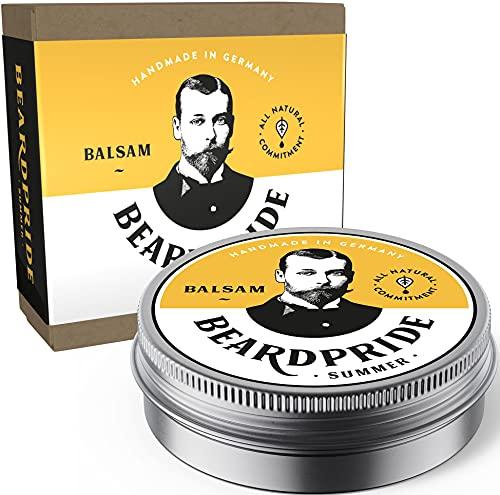 BEARDPRIDE Bartbalsam Männer - Summer - Das Original Bart Balsam aus dem Barbershop - Unser Beard Balm...