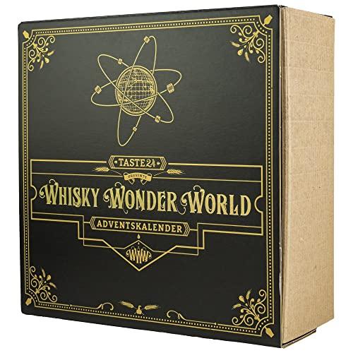 Adventskalender 2021 - Whisky Wonder World 24 x 0,02l