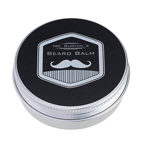 Mr. Burton´s Beard Balm classic 60g Made in Germany unser Bartbalsam vereinigt Styling + Pflege für einen...