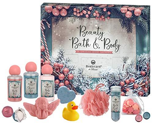 Boulevard de Beauté Wellness Christmas Calendar - Beauty-Adventskalender zum Wohlfühlen und Entspannen in...