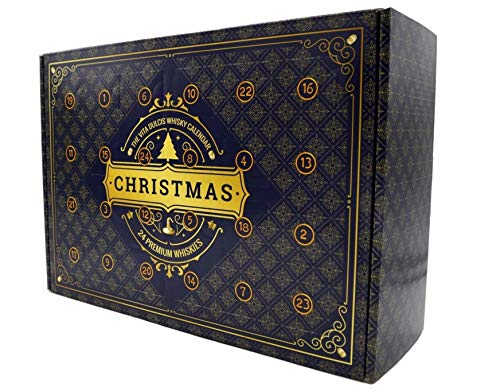 Whisky Adventskalender Premium Edition 2021 - Vita Dulcis - 24x0,02l
