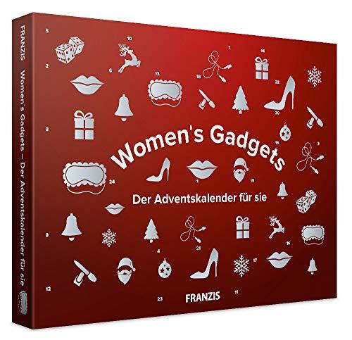 FRANZIS Women's Gadgets 2020: Der Adventskalender für sie | 24 Türchen, die den Alltag erleichtern | Jeder Tag eine kleine Überraschung | Ab 14 Jahren