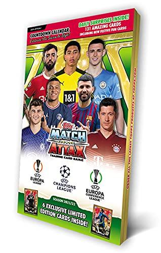 Champions League Countdown Adventskalender 2021/2022