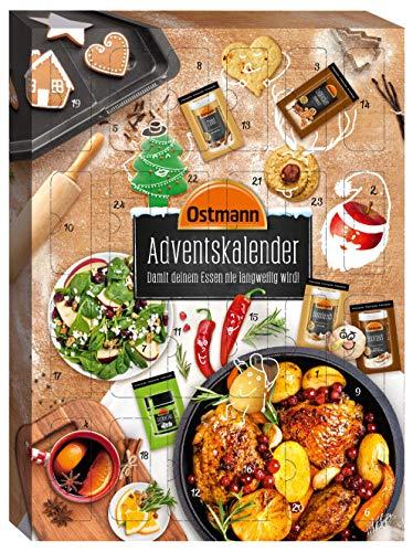 Ostmann Gewürze Adventskalender, 382 g 818811
