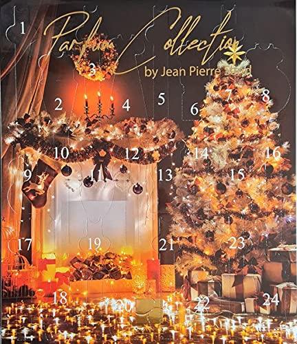 Adventskalender Jean Pierre Sand Parfum Collektion 24 Romantic 2021 Colection