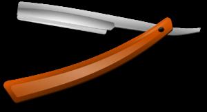 Abbildung eines Messers