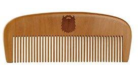 Bartkamm aus Birnbaumholz